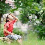 自然を感じるかっこいい男の子の名前284選!宇宙や海、空のイメージの一覧で紹介!